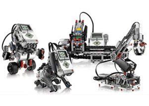 Конструкторы робототехники