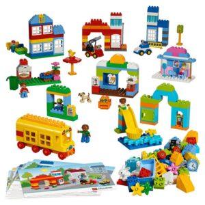 LEGO Наш родной город