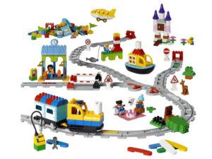 LEGO Юный программист
