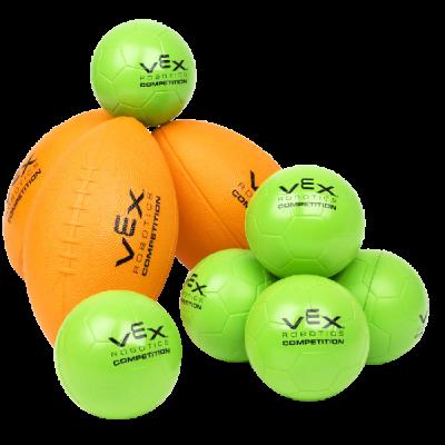 275-1412 Комплект игровых элементов - мячи