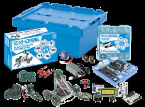 Образовательный робототехнический модуль «Базовый уровень»
