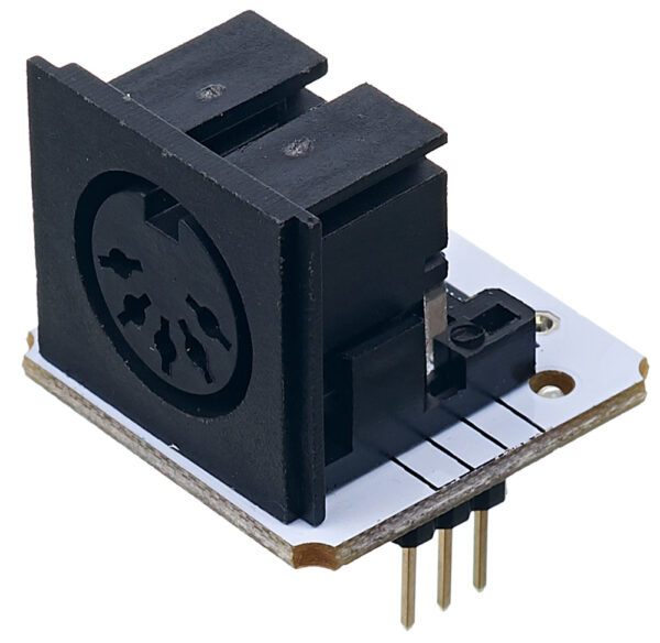 MIDI вход (Troyka-модуль)