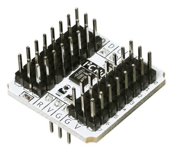 Расширитель портов I²C (Troyka-модуль)