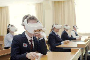 Мобильный класс виртуальной реальности