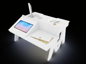 Профессиональный стол Логопеда «LOGO PRO»