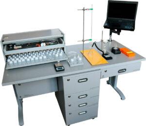 Лабораторный комплекс для учебной практической и проектной деятельности по химии (ЛКХ)
